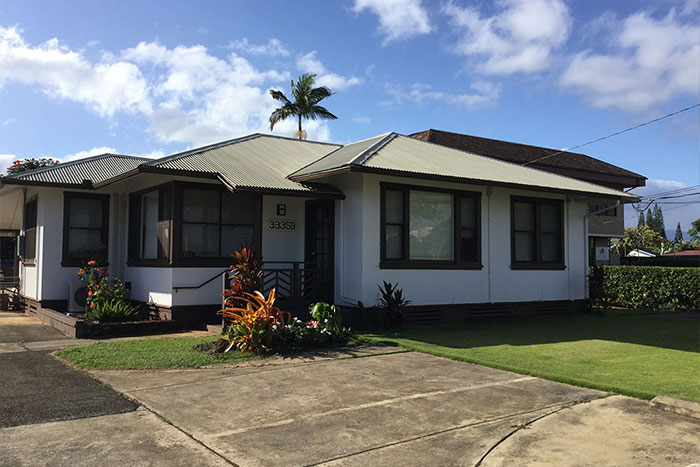 Pediatric Dental Office / Clinic in Lihue and Kauai Island Hawaii